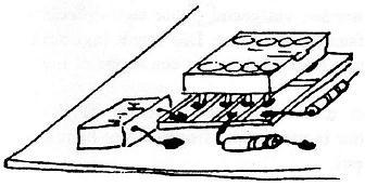 Zelfbouw tip voor de klassieke QRP transceiver