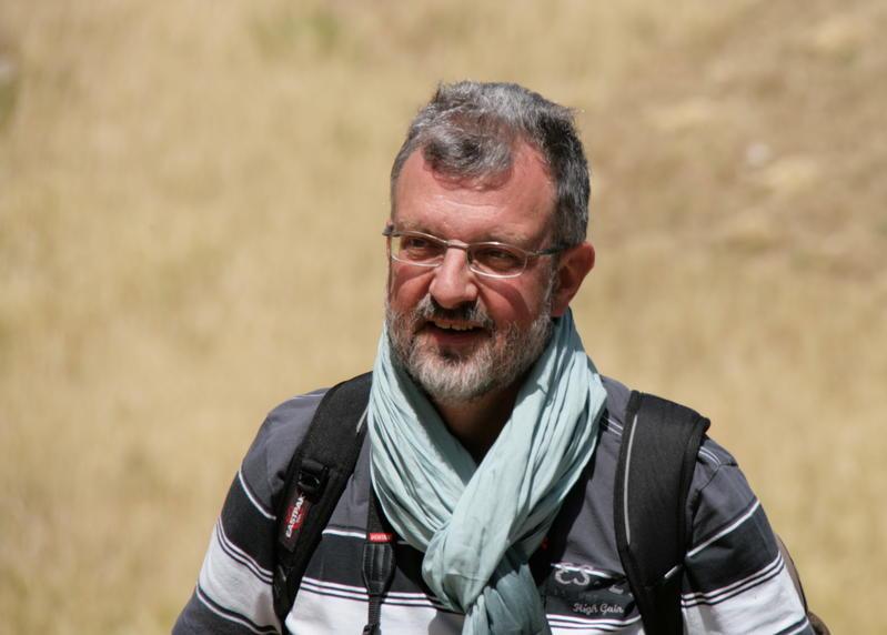 Henk (PG7H) in Marocco
