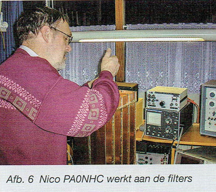 Ons afdelingslid Nico PA0NHC schrijft in Electron over Rotterdamse repeaters