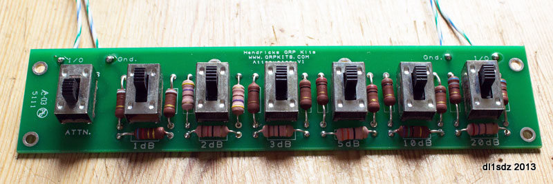 41 dB Attenuator Hendricks
