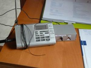 Mijn eerste stapjes als radioamateur