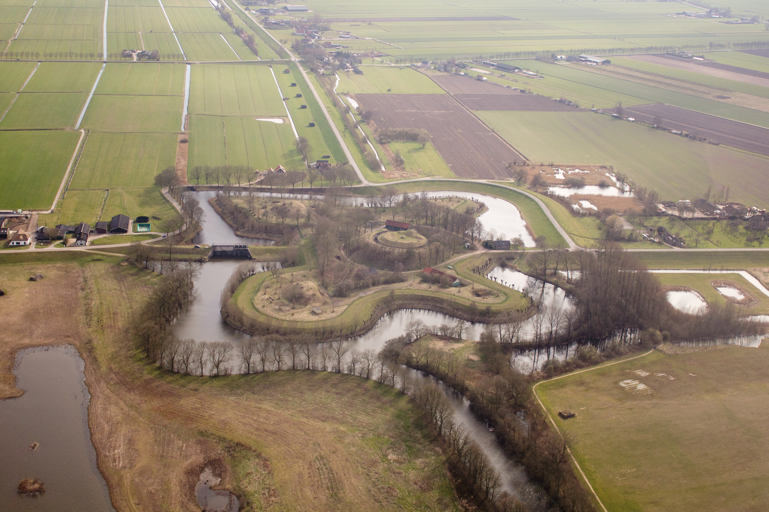 Activering Fort Everdingen tijdens Open Monumentendag