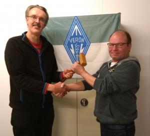 Jef Heuvelmans (NL7892) volgt Johan Evers (PE1PUP) op als voorzitter A29