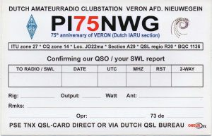 Speciale Call PI75NWG